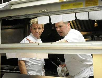 Kitchen Nightmares Blog Closed