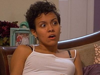 The moment Briana found out what actually happens during a labiaplasty...