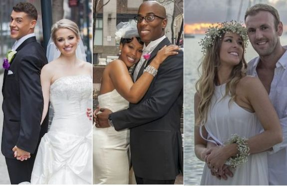 Married At First Sight Season 1 Stars Auctioning Off Their Wedding Gowns To Help Military Wives
