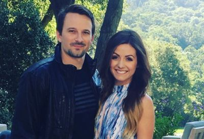 Carly And Evan Wedding.Bachelor In Paradise Couple Evan Bass Carly Waddell Are Married