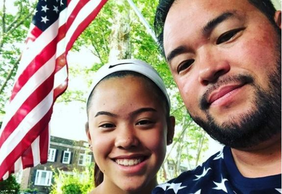 Jon Gosselin Confirms His Daughter Hannah Is Now Living With Him