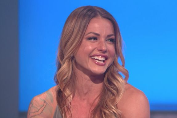 Big Brother Christmas Abbott.Big Brother 19 Star Christmas Abbott Welcomes First Child
