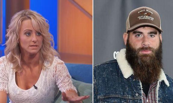 Leah Messer Calls Out Jenelle Evans' Husband David Eason